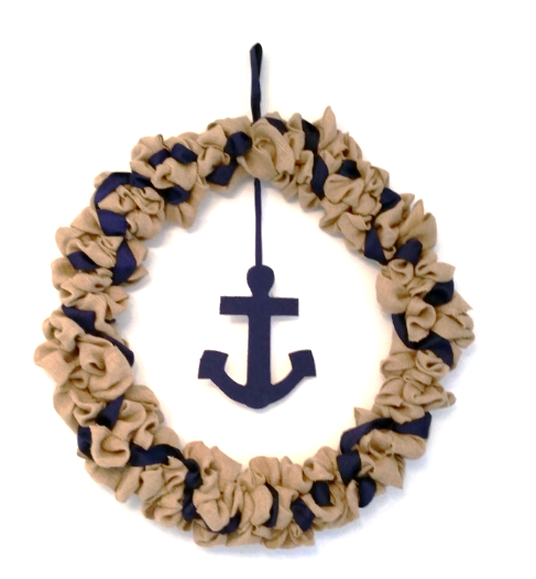 anchor wreath 2